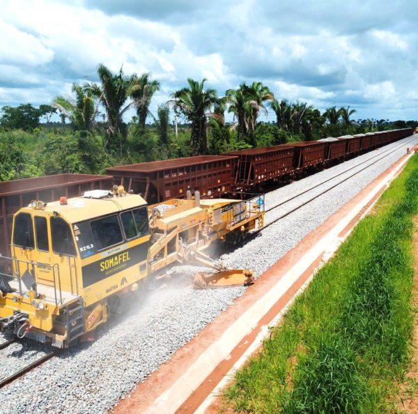 Duplicação da Estrada de Ferro de Carajás - Brasil (3)